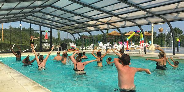 Espace Aqualudique Camping Avec Parc Aquatique Couvert Aquafun Campilo