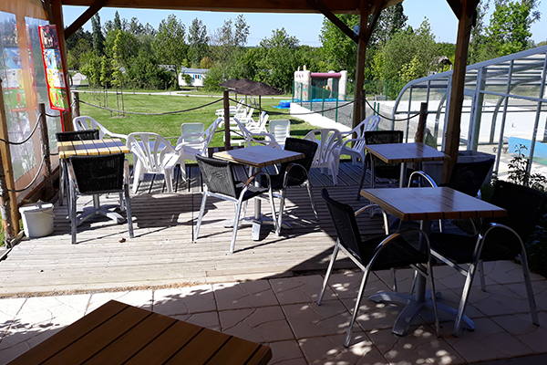 Camping 3 Etoiles Vendee Service Bar Campilo