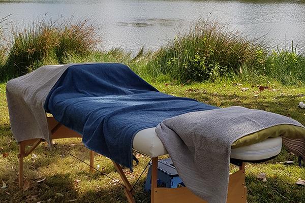 Camping Avec Parc Aquatique Couvert Activite Reflexologie Campilo