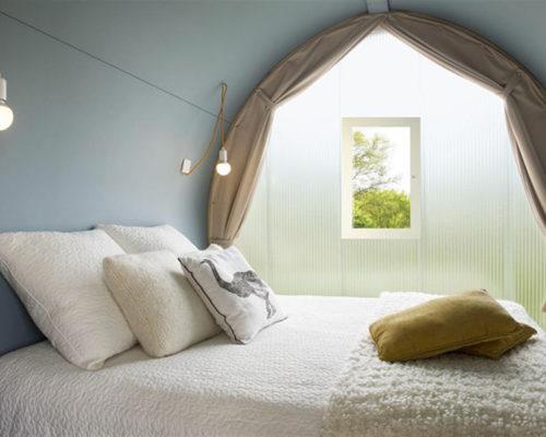 Hebergement Insolite Tente Coco Sweet Campilo Chambre