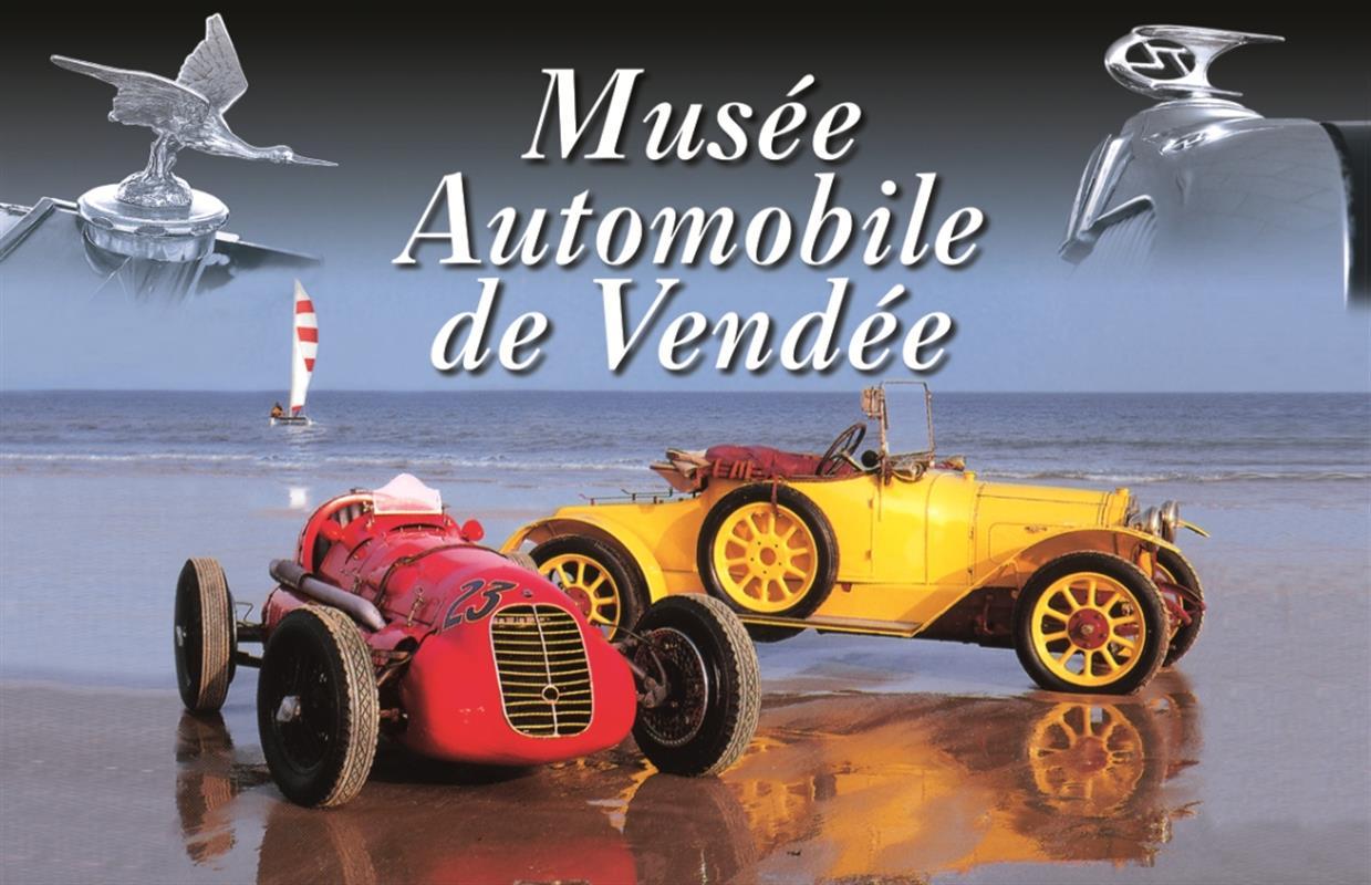 Musee Automobile Visiter La Vendee Campilo
