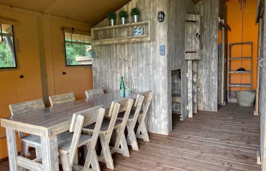Campilo Hebergement Insolite En Famille Lodge En Bois Sejour Insolite En Famille 8